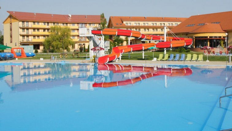 Wellness hotel Patince **** 1